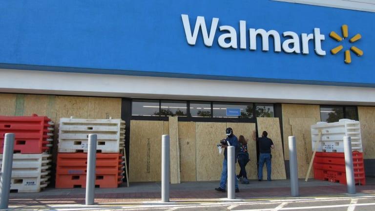 VIDEO: FIRED WALMART EMPLOYEE DRIVES CAR INTO STORE IN NORTH CAROLINA WALMART