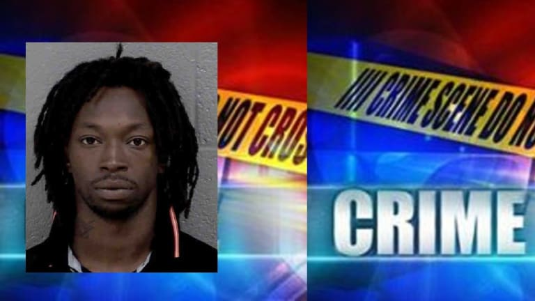 MAN ON PROBATION ANKLE MONITOR ROBS BUSINESS