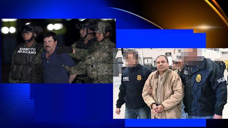 EL CHAPO BILLIONAIRE COCAINE DEALER CONVICTED ON DRUG, GUN, MONEY CHARGES