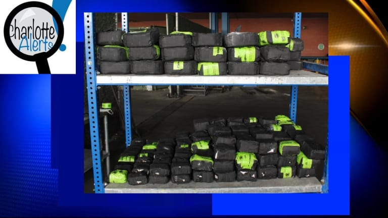 $11 MILLION WORTH OF METHAMPHETAMINE AND COCAINE DISCOVERED IN TEXAS