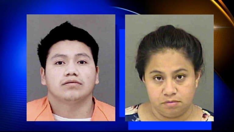 NORTH CAROLINA  MAN & WOMAN RAPE 14-YEAR-OLD GIRL