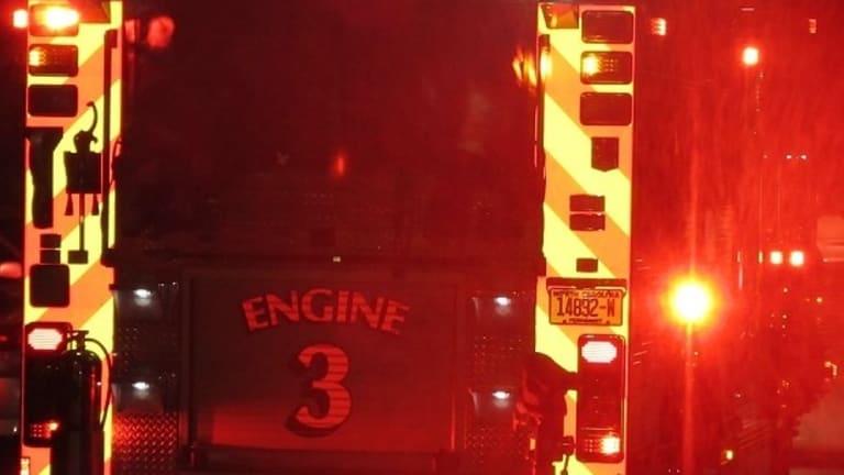 INTERSTATE 77 SHUT DOWN DUE TO 18 WHEELER FIRE