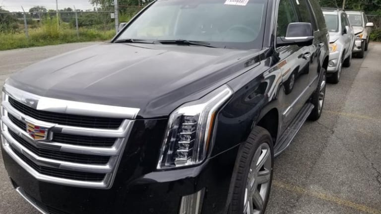 STOLEN SUV FROM CHARLOTTE WAS DESTINED FOR WEST AFRICA, FOUND AT SHIPPING PORT