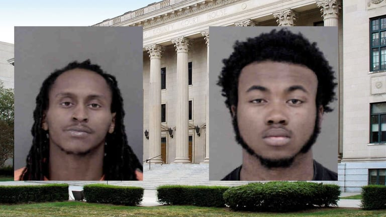 TWO MEN GET PRISON TIME FOR CAR JACKING SPREE