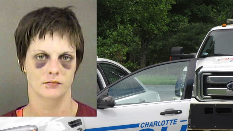 WOMAN DOPED UP ON XANAX ARRESTED FOR HIT & RUN ACCIDENT