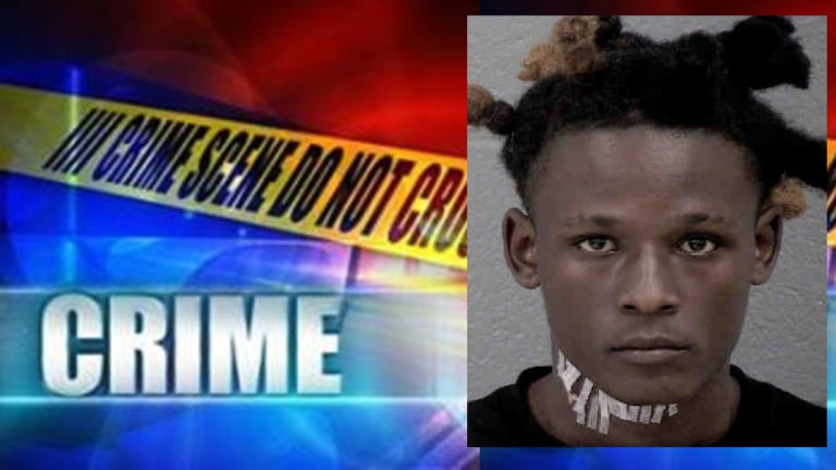 LITTLE GIRL SHOT IN CHEST DURING DRIVE BY SHOOTING, SUSPECT ARRESTED