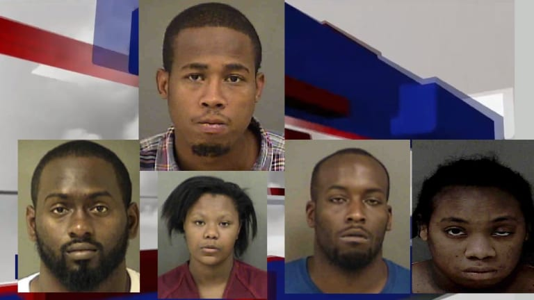 4 SUSPECTS ARRESTED IN WEST CHARLOTTE HOMICIDE