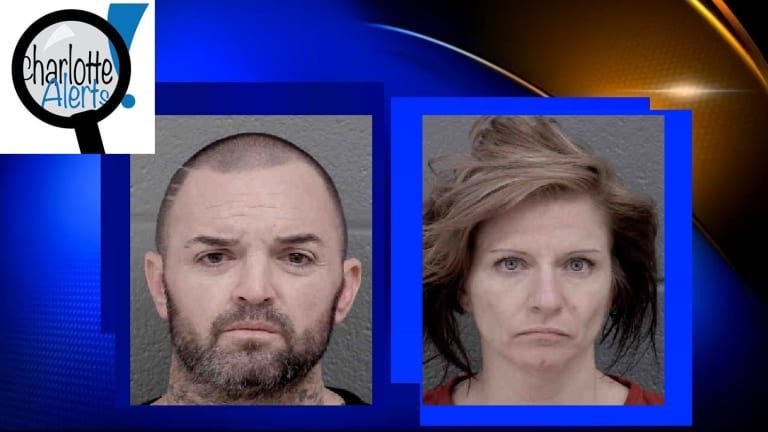 TWO SUSPECTS CHARGED WITH LARCENY AT METAL AND PLASTIC PIPE COMPANY