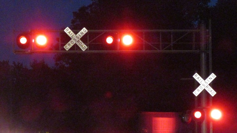 AMTRAK TRAIN COLLIDES WITH CAR IN WEST CHARLOTTE, SEVERAL PEOPLE HURT