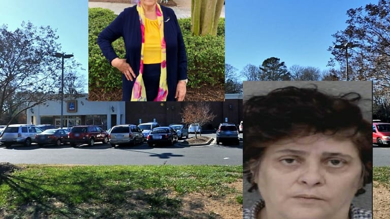 WOMAN KILLED 79-YEAR-OLD LADY AT AN ALDI GROCERY STORE