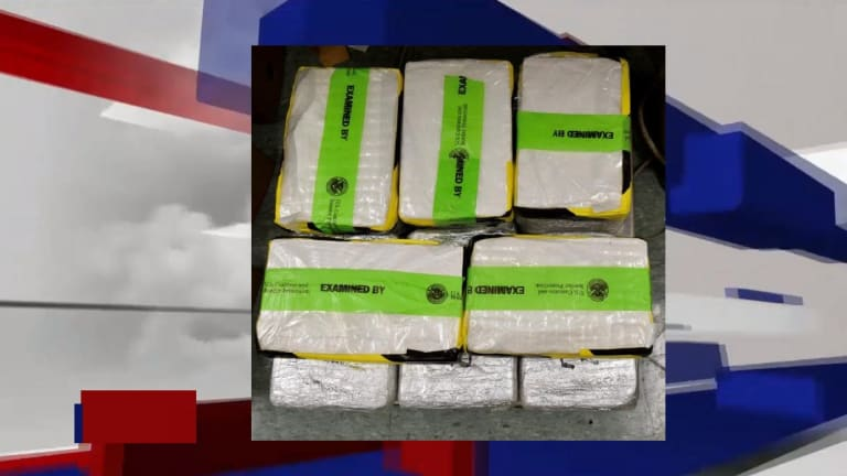 $305,320 WORTH OF COCAINE SEIZED IN ENFORCEMENT ACTION