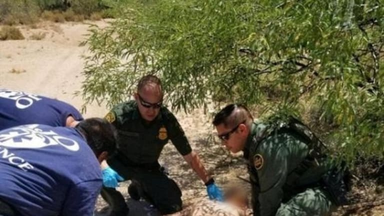 3 PEOPLE FOUND DEAD NEAR UNITED STATES BORDER