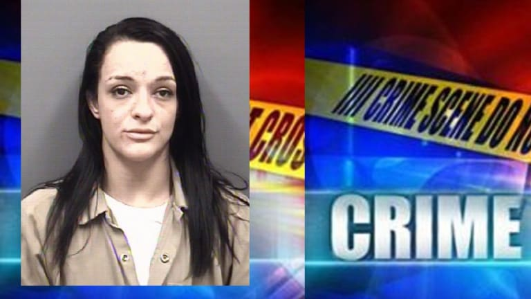 JAIL INMATE HIDES DRUG SYRINGE IN HER VAGINA ALONG WITH METH AND HEROIN