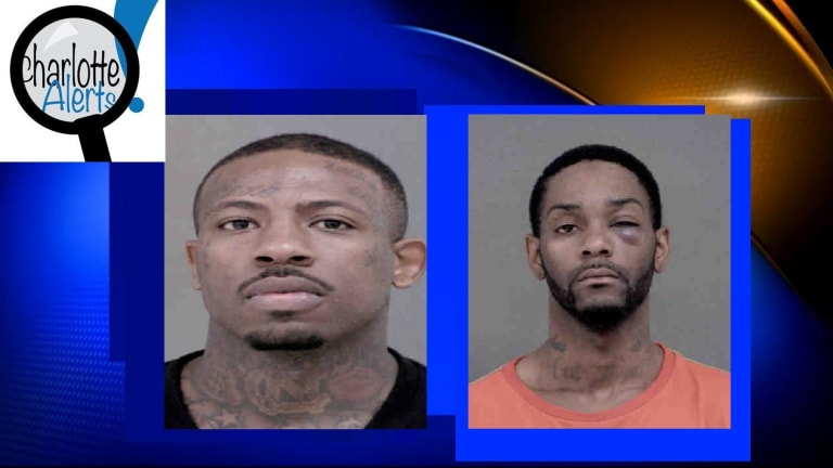 TWO SUSPECTS ARRESTED UPON AN ARMED ROBBERY