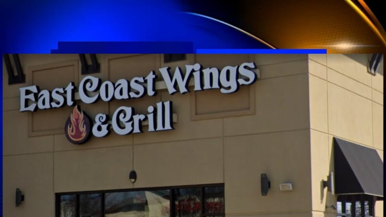EAST COAST WINGS & GRILL GETS 88.50 B ON HEALTH INSPECTION, HAD EXPIRED BRISKET