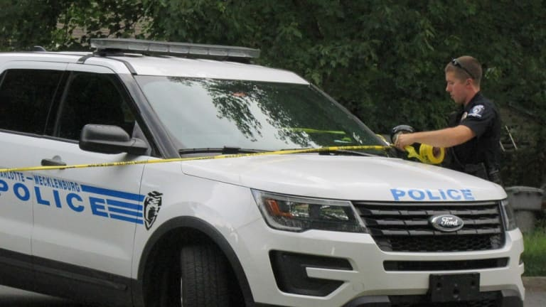 PERSON MURDERED IN WEST CHARLOTTE, SECOND MURDER IN 24 HOURS