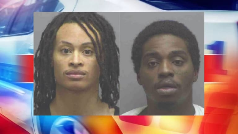 2 SUSPECTS INVOLVED IN HIGH SPEED POLICE CHASE