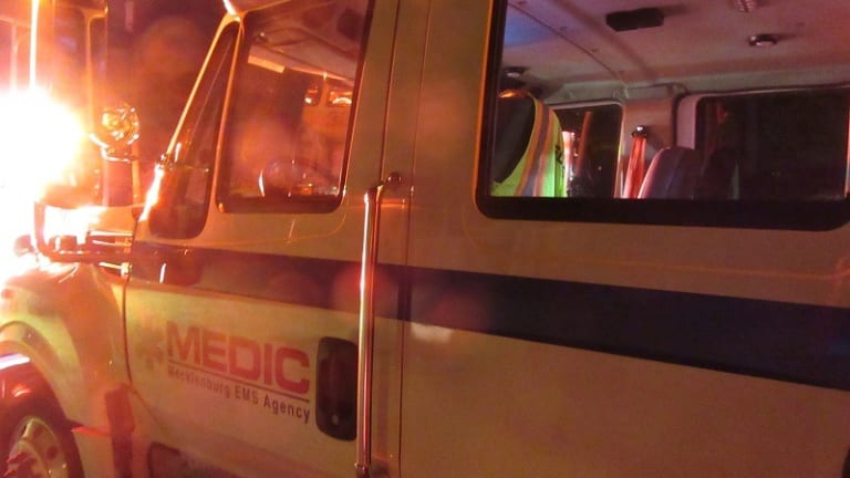 ONE PERSON KILLED NEAR WEST BOULEVARD