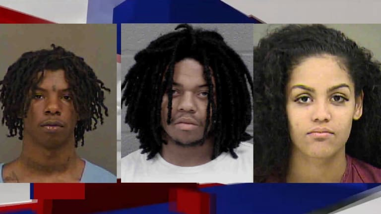 SHOOTING ON WEST SUGAR CREEK AND TWO CHILDREN SHOT, SUSPECTS ARRESTED