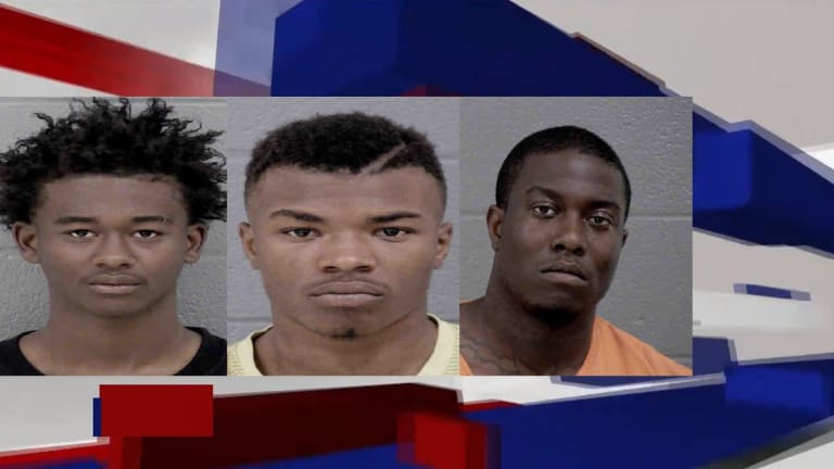 ARRESTS MADE IN ARMED ROBBERY SHOOT OUT AT SWEEPSTAKES PARLOR