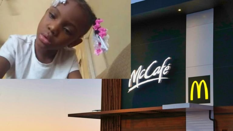 7-YEAR-OLD GIRL MURDERED IN FRONT OF HER FATHER AT MCDONALDS DRIVE-THRU
