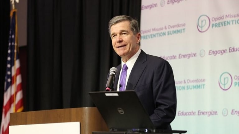 NORTH CAROLINA ALLOWS GYMS TO OPEN, GOVERNOR APPROVES PHASE 2.5 PLAN
