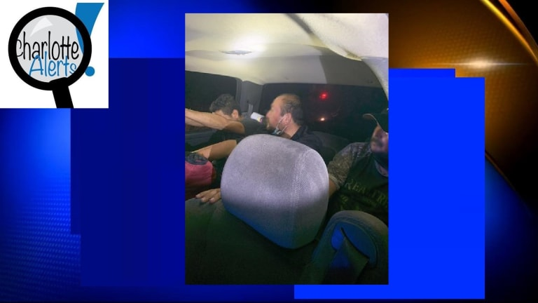 UNDOCUMENTED IMMIGRANTS FOUND BEING SMUGGLED IN TRUCK