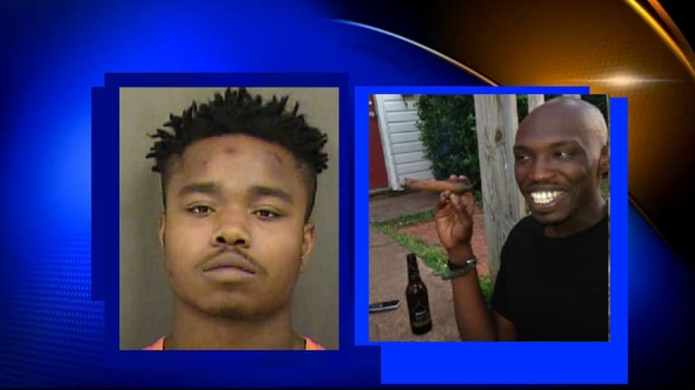 MAN ARRESTED IN RECENT MURDER ROBBERY
