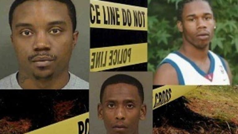 2ND SUSPECT ARRESTED FROM 2014 MURDER