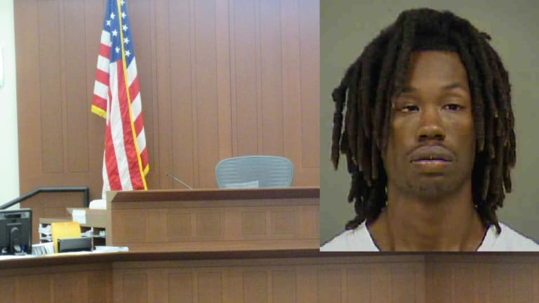 THANKSGIVING CROOK GOES TO PRISON, AFTER ROBBERY SPREE