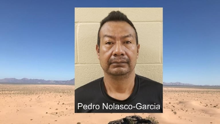IMMIGRANT SEX OFFENDER ILLEGALLY ENTERS UNITED STATES THROUGH THE DESERT