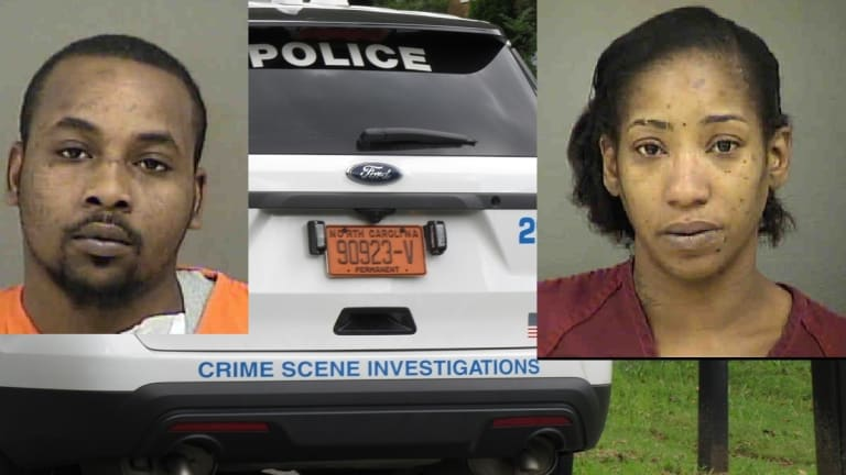 WOMAN ARRESTED FOR KILLING MAN IN NORTH CHARLOTTE