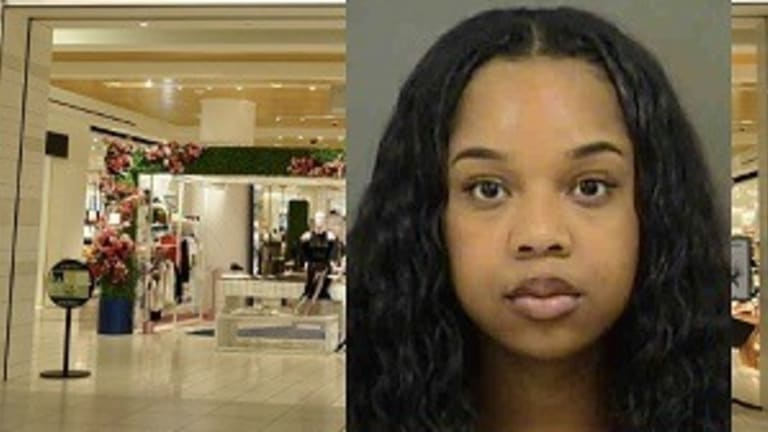 NORDSTROM EMPLOYEE CHARGED WITH STEALING