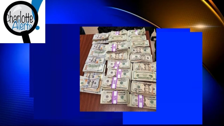 $100,000 IN CASH CONFISCATED FROM DRUG PROCEEDS IN CALIFORNIA TRAFFIC STOP