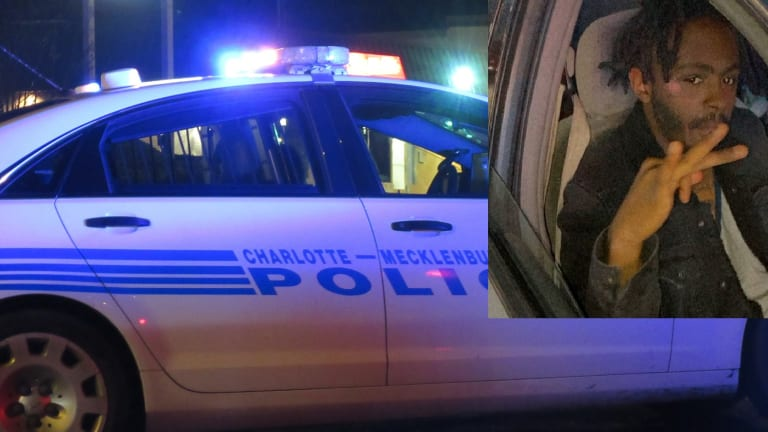 YOUNG MAN SHOT DEAD IN WEST CHARLOTTE ROAD WAY