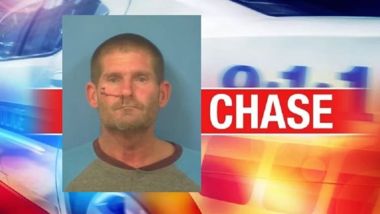 LAS VEGAS HIGH SPEED CHASE ENDS IN ARREST
