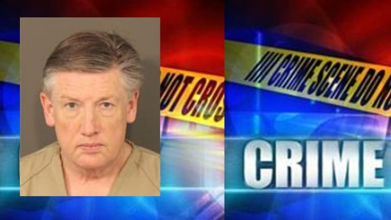 TELEVISION METEOROLOGIST ARRESTED, ACCUSED OF POSSESSING CHILD PORNOGRAPHY