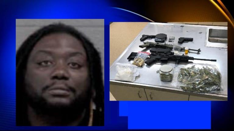 UNDERCOVER DRUG OPERATION YIELDS GUNS, METHAMPHETAMINE, & MARIJUANA