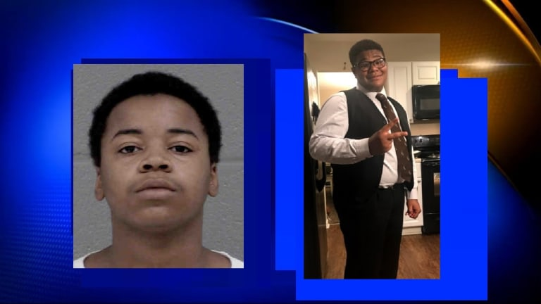 TEENAGER CHARGED IN SHOOTING DEATH OF ANOTHER TEEN