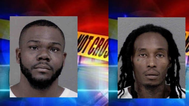 TWO MEN CHARGED IN ARMED ROBBERY OF FISH KISS BUSINESS
