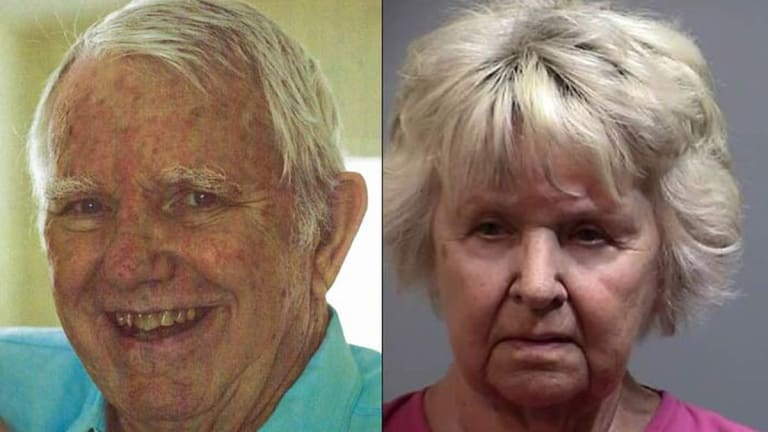 85-YEAR-OLD MAN FOUND DEAD UNDER HOUSE IN TRASH BAGS, WIFE ARRESTED
