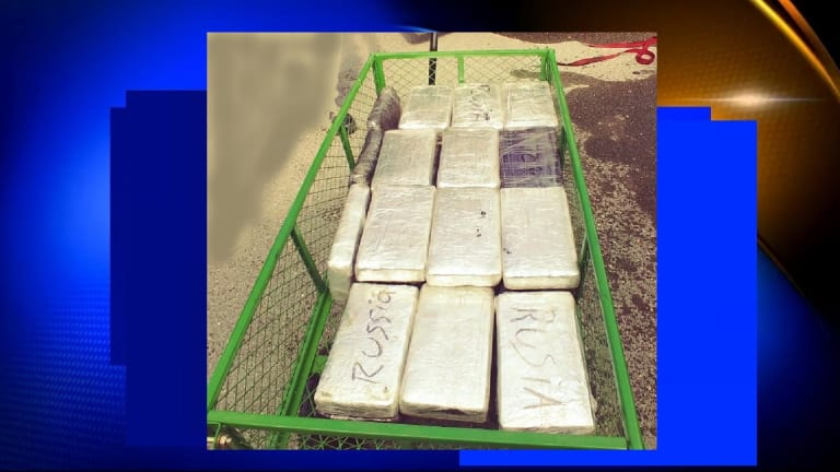 $2.3 MILLION WORTH OF COCAINE AND HEROIN FOUND ON COMMERCIAL BUSES FROM MEXICO