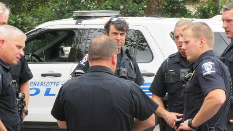 POLICE KILL ARMED MAN AT BURGER KING