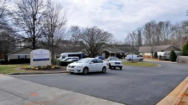 BROOKDALE SOUTH PARK NURSING HOME HAD LIVE ROACHES DURING INSPECTION, SCORES 88