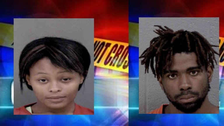 MOM CHARGED WITH MURDER OF 1-YEAR-OLD BABY AT HOTEL, BOYFRIEND CHARGED TOO
