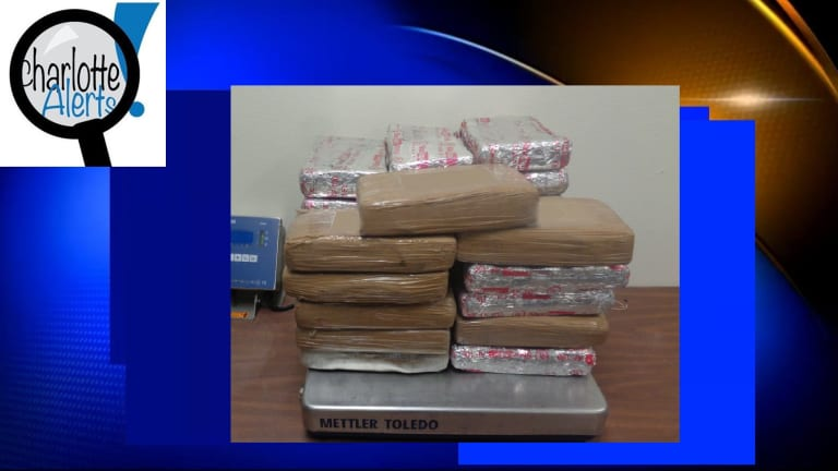 $880,000 IN COCAINE INTERCEPTED IN TEXAS