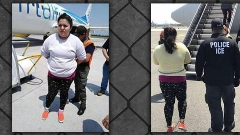 ICE DEPORTS MS-13 GANG MEMBER WANTED FOR MURDER IN EL SALVADOR