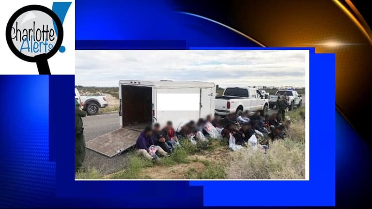 42 ILLEGAL IMMIGRANTS FOUND SMUGGLED IN TRUCK TRAILER