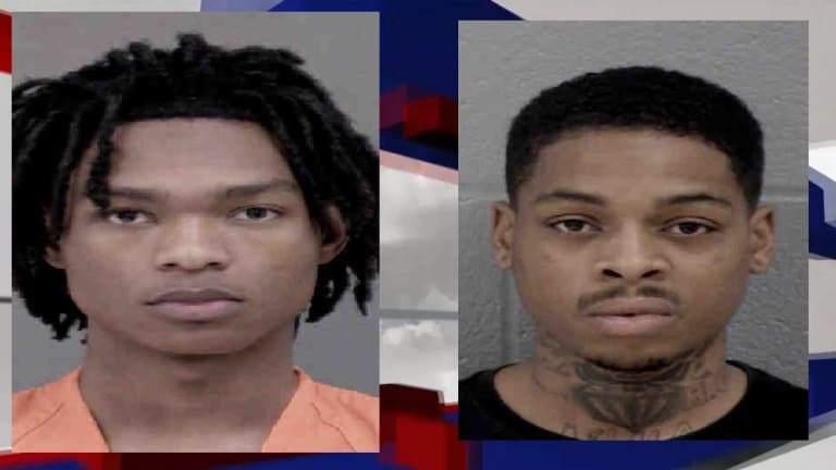 HOMICIDE SUSPECTS ARRESTED AFTER MAN BRUTALLY MURDERED AT APARTMENTS