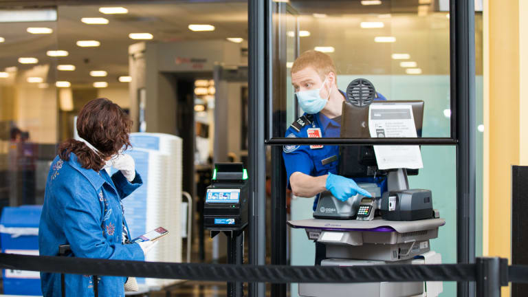 9 CHARLOTTE TSA AGENTS TESTED POSITIVE FOR CORONAVIRUS IN AUGUST 2020